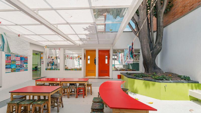 Jardín Infantil Taller de Arte Arcoiris Bogotá